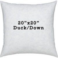 20x20 Down Pillow Insert Throw Pillow Insert Sofa Pillow
