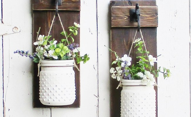 New Rustic Chic Farmhouse Wall Decor On By Cottagehomedecor