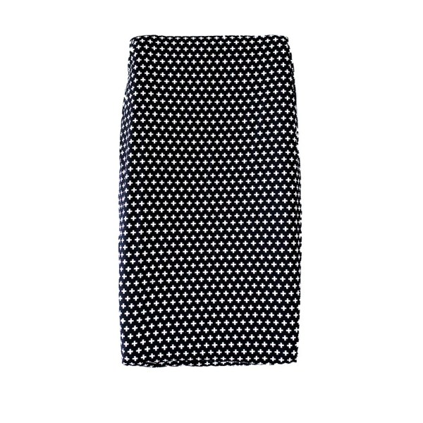 Black And White Changing Pad Cover
