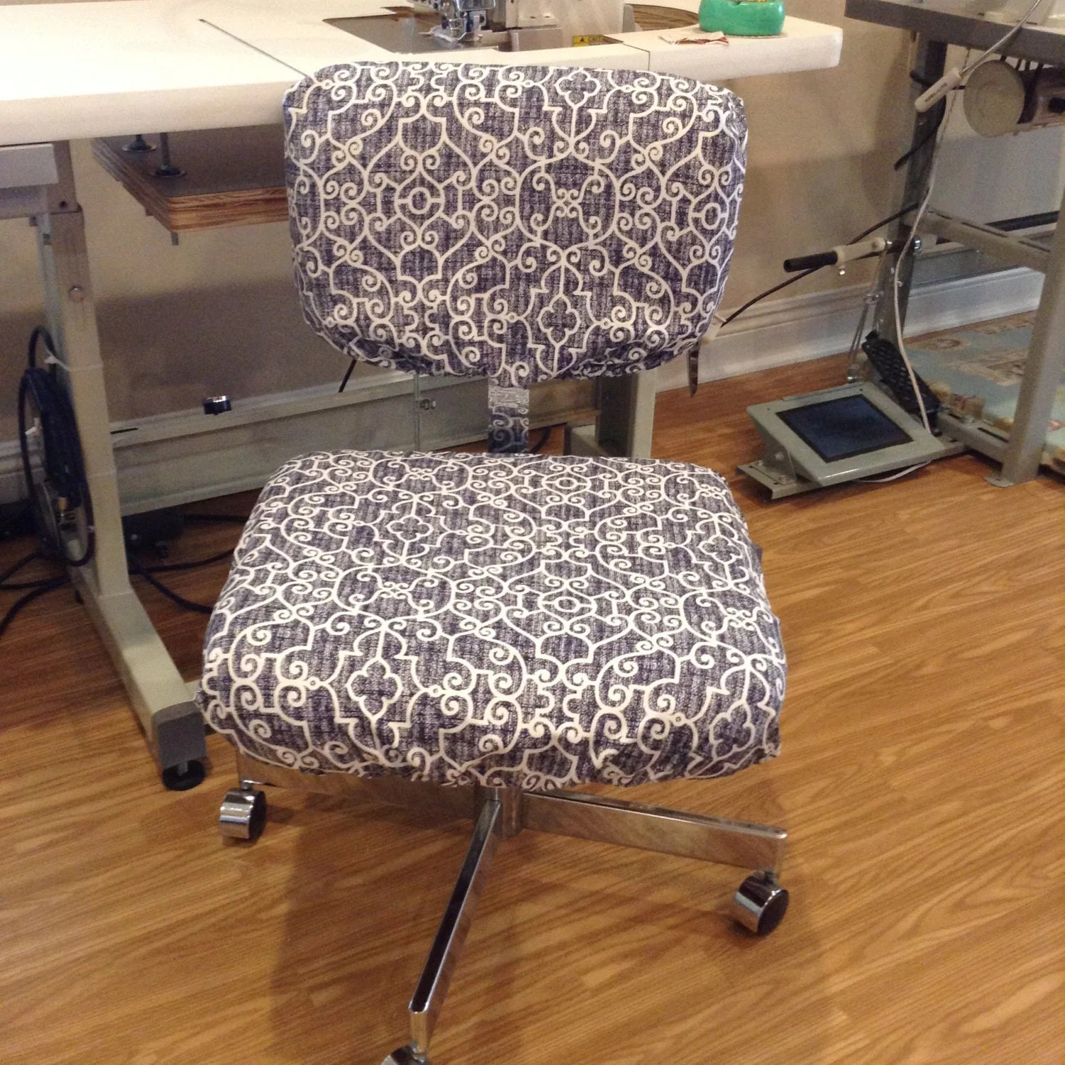 Office Chair Seat Covers Office Chair Seat And Back Covers With Monogram Dorm Chair