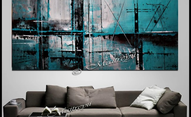Teal Wall Art Teal Home Decor Aqua Teal Turquoise By
