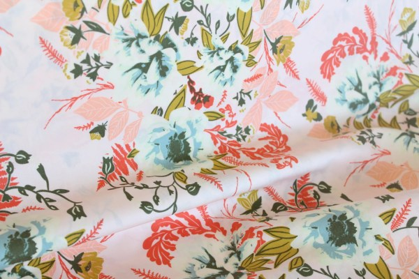 Wild Posy Flora Forest Floor Collection Fabriccadabra