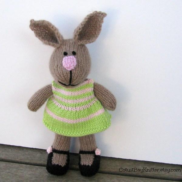 Stuffed Bunny Rabbit Doll