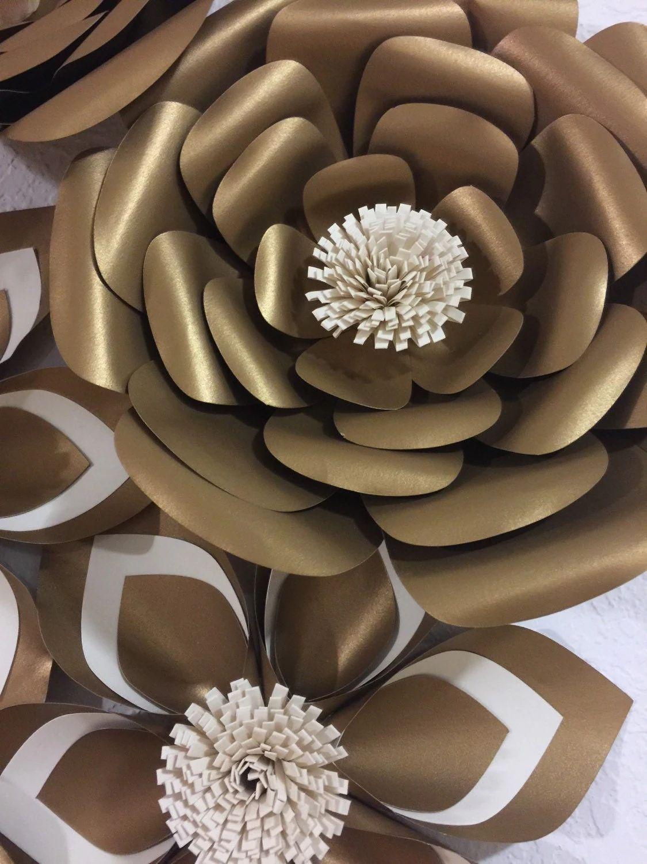 flower paper backdrop