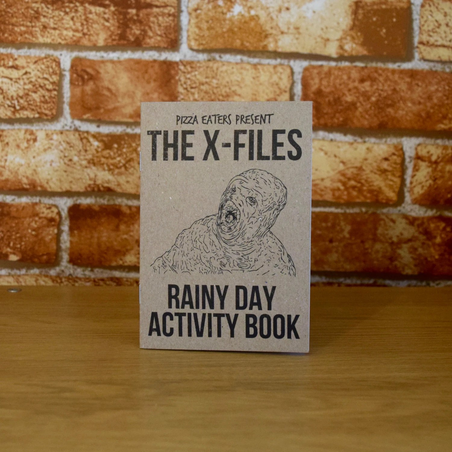 The X Files Rainy Day Colouring Amp Activity Book