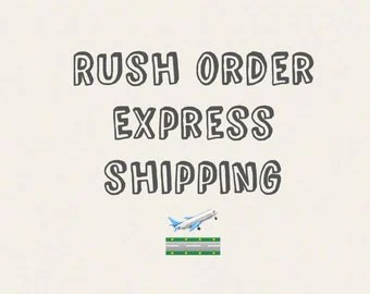 Items similar to EXPRESS SHIPPING (International Mail) on Etsy