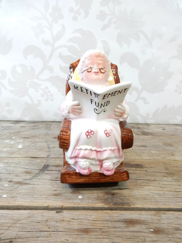 grandma rocking chair world market adirondack in a piggy bank retirement fund