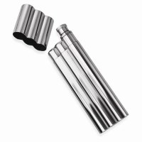 Personalized Cigar Holder Stainless Steel Cigar Holder With