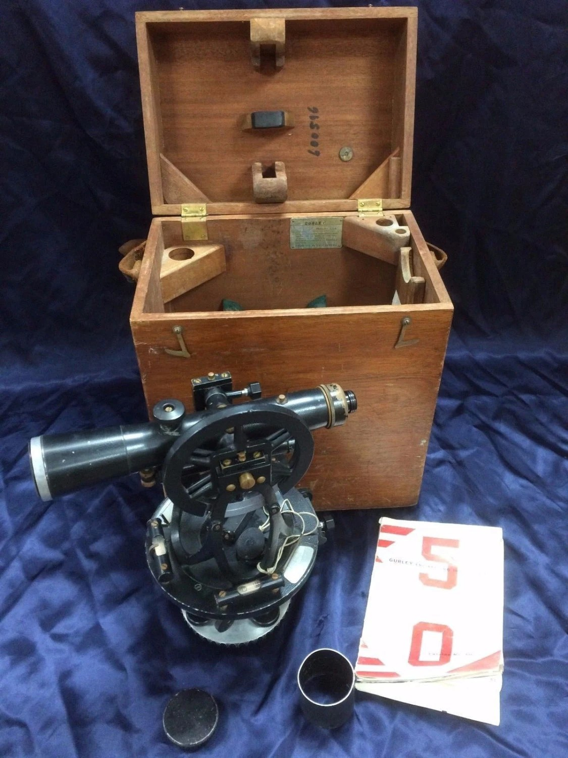 Antique theodolite Sartorius theodolite Surveying tool
