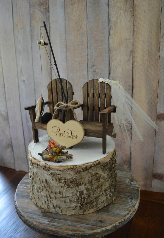 Western cowboy boots wedding cake topperwestern