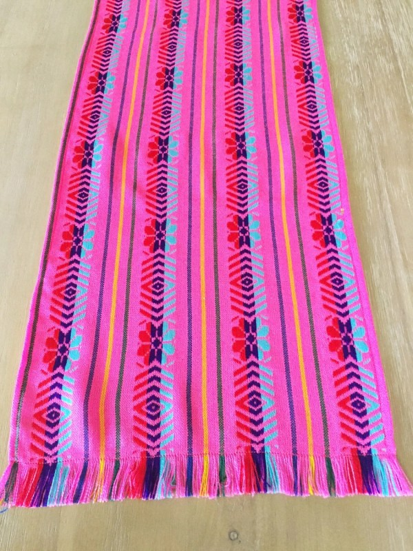 Mexican tablecloth reversible placemats napkins or by MesaChic