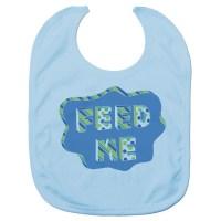 Funny Baby Bibs for Baby Boy Baby Girl Dribble Bib Feeding Bib