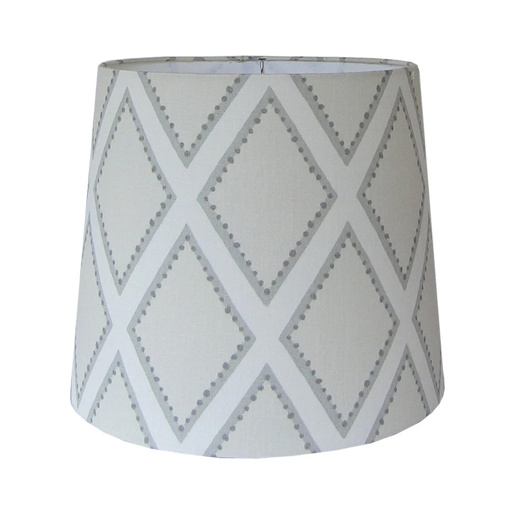 Custom Lamp Shade Geometric Lampshade Brookhaven
