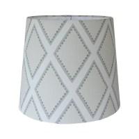 Custom Lamp Shade Geometric Lampshade Brookhaven