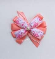 ballerina hair bow ballet