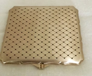 Vintage Stratton Cigarette Case - Business Card Case - Purse Accessories