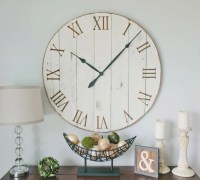 36 inch wall clock. 36 inch clock. Oversized wall clock. Large