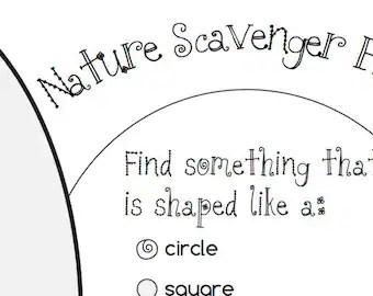 Items similar to Zoo Bingo Scavenger Hunt on Etsy