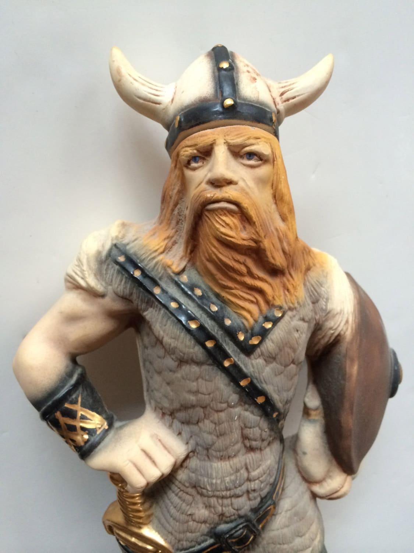 Scandinavian Viking Statue Love This Large Figure Of