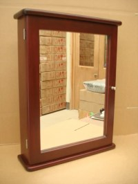 Cherry Medicine Cabinet & Mirror / Handcrafted with by ...
