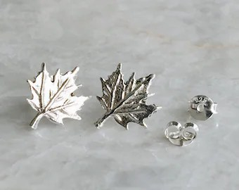 Canadian Maple Leaf Print Lumberjack Flannel Canada