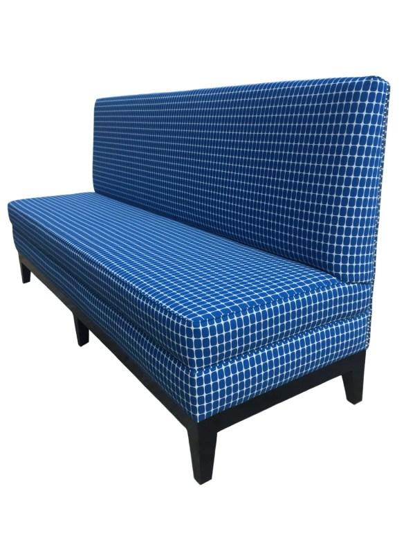 Custom Upholstered Banquette Bench