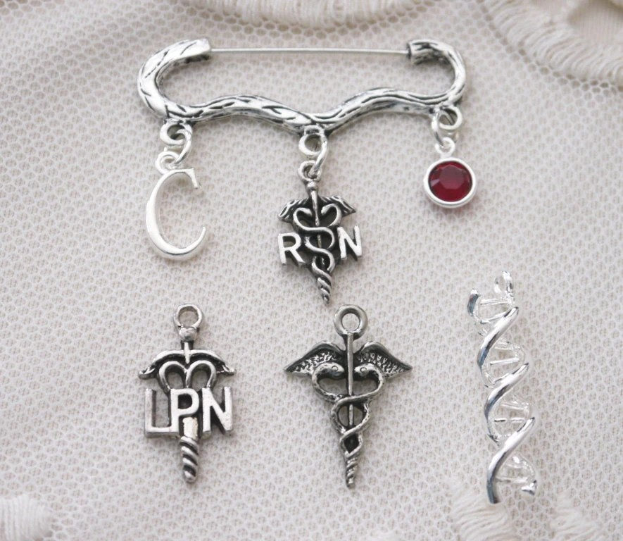 Items similar to Nurse Graduation Pinning Ceremony
