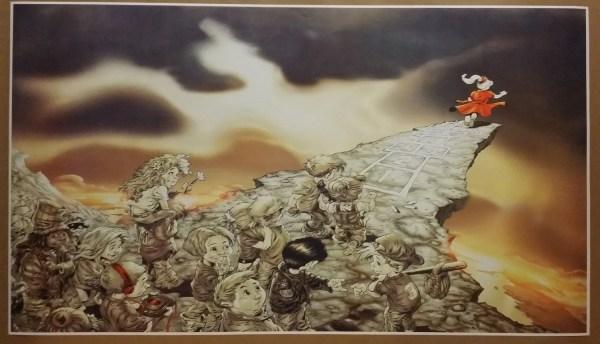 Korn Follow Leader Giant Wide 42x 24 Poster Defiantswag
