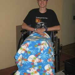 Wheelchair Blanket Slipper Chair Covers Canada Lap Game Throw By Tammysaprons