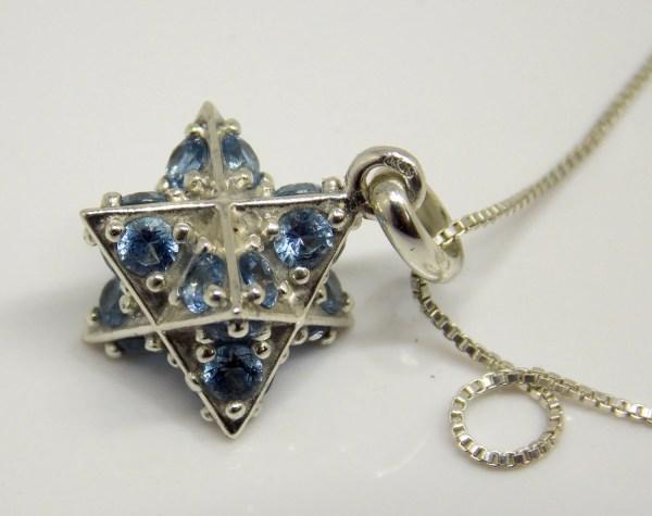 Merkaba Sacred Geometry Kabbalah Jewelry Argamandesign