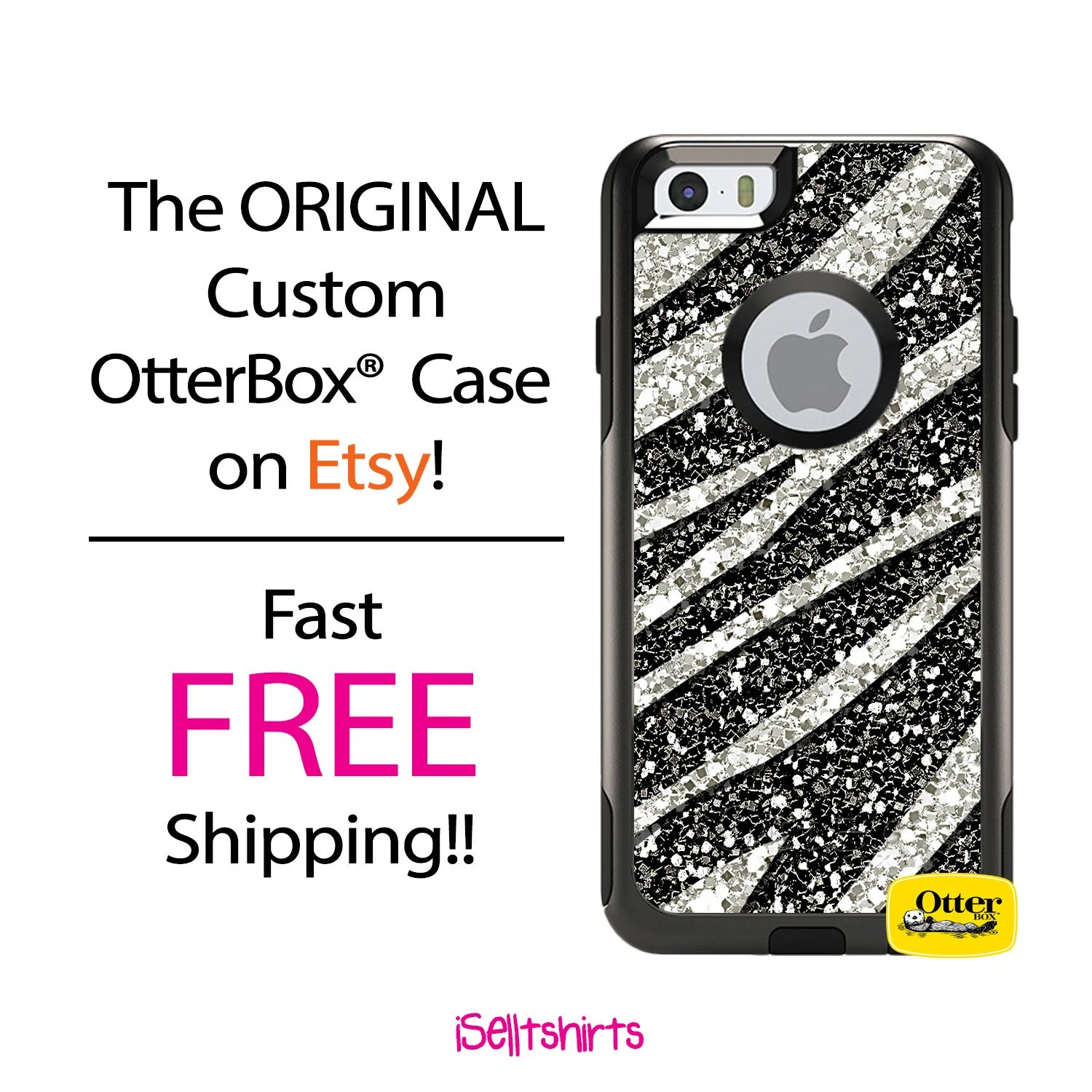 Iphone Otterbox Commuter Case For Iphone X 8 8 Plus 7 7