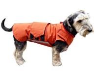 Dachshund Extra Warm Winter Dog Coat Gray Dog Jacket with