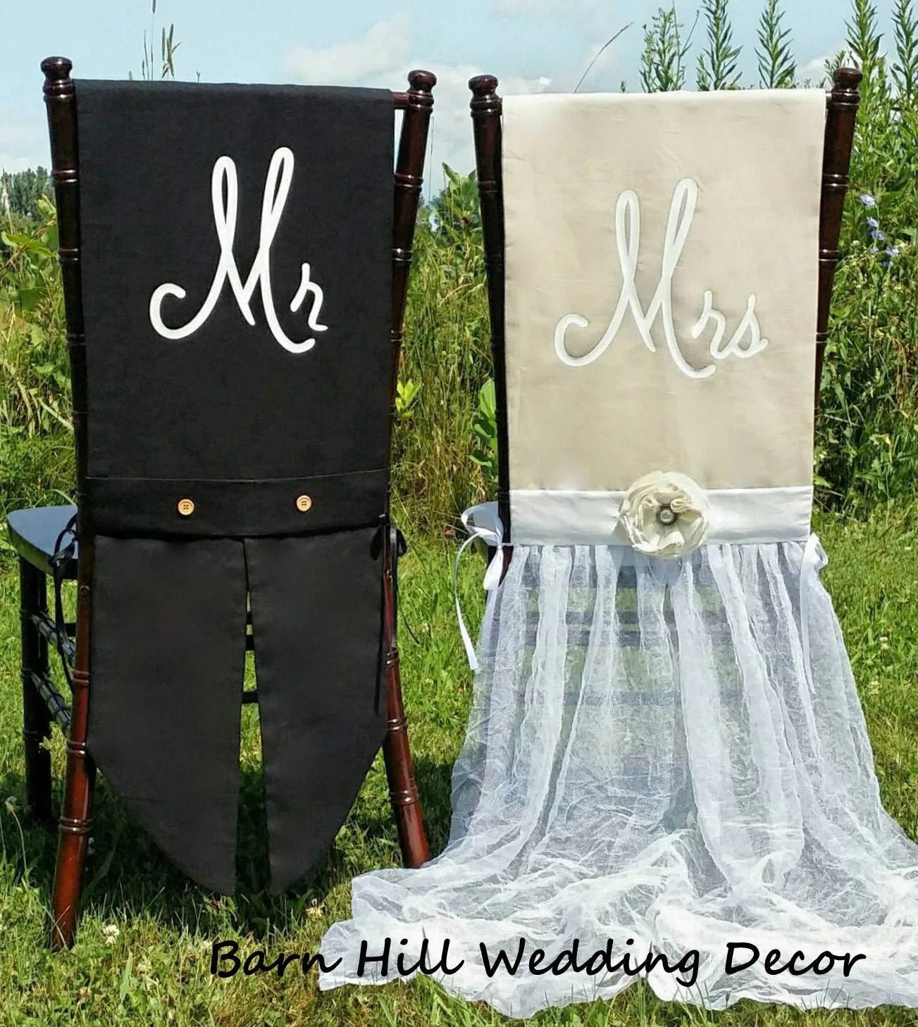 champagne banquet chair covers p pod usa wedding mr and mrs black