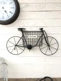 Bicycle Wall Hanging Bike Art Bicycle Art Wall decor