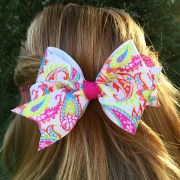 hair bow bows clips
