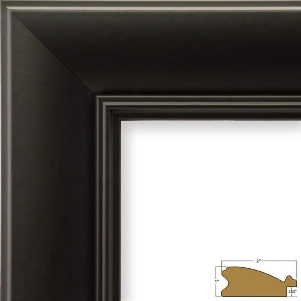 13x19 Frame Verandah 2 Black Craigframes