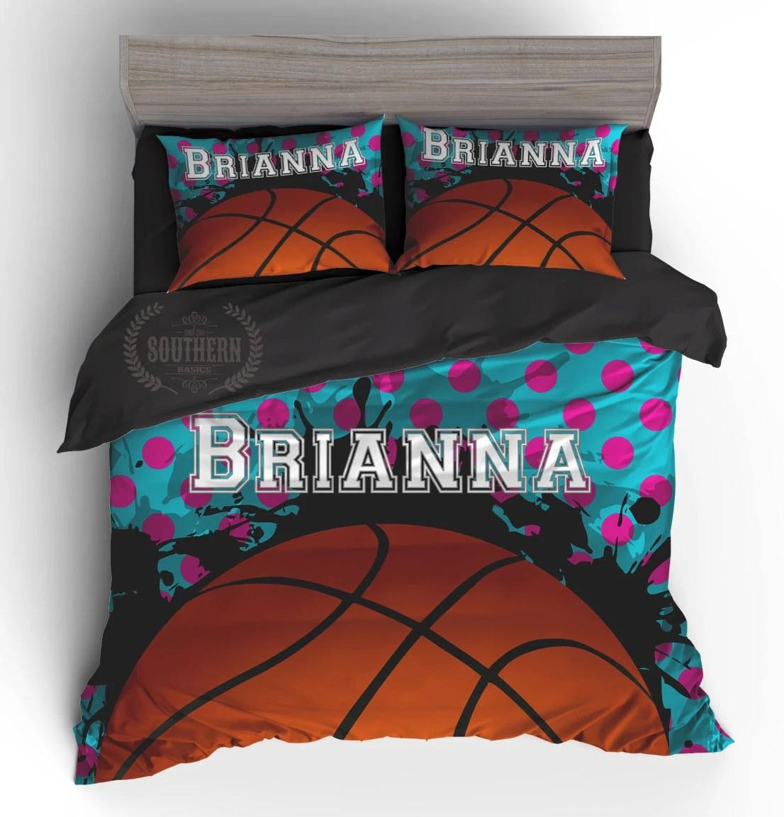 Basketball Toddler Bed