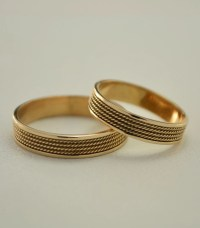 Filigree promise rings Minimal wedding bands by ...