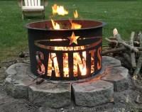 Portable fire pit | Etsy