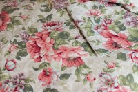 Dan River Sheet Set Like New Twin Size Vintage Bedding