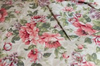 Dan River Sheet Set Like New Twin Size Vintage Bedding