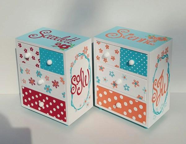 Personalized Kids Jewelry Box