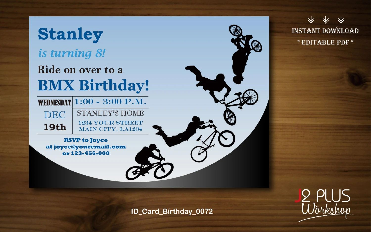 free sample invitations