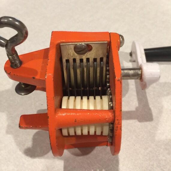 mandolin kitchen slicer best new gadgets vintage schulte snap bean french style cutter
