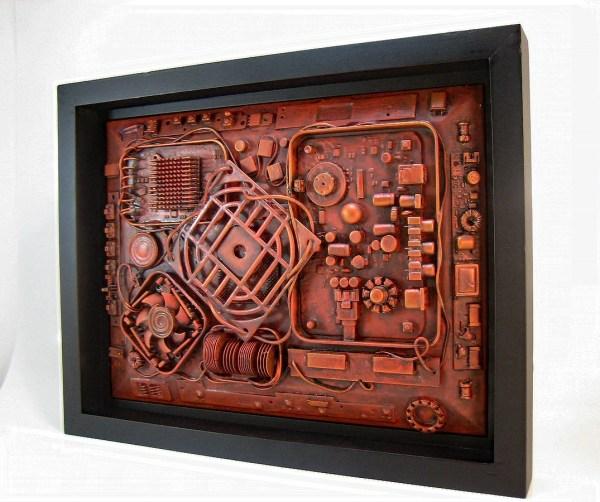 Industrial Steampunk Wall Art