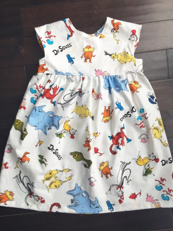 Dr. Seuss Dress Girls Dresses Baby Girls' Clothing Suzykid