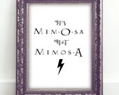 Harry Potter Print - Mimo...