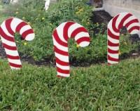 Christmas yard decorations | Etsy