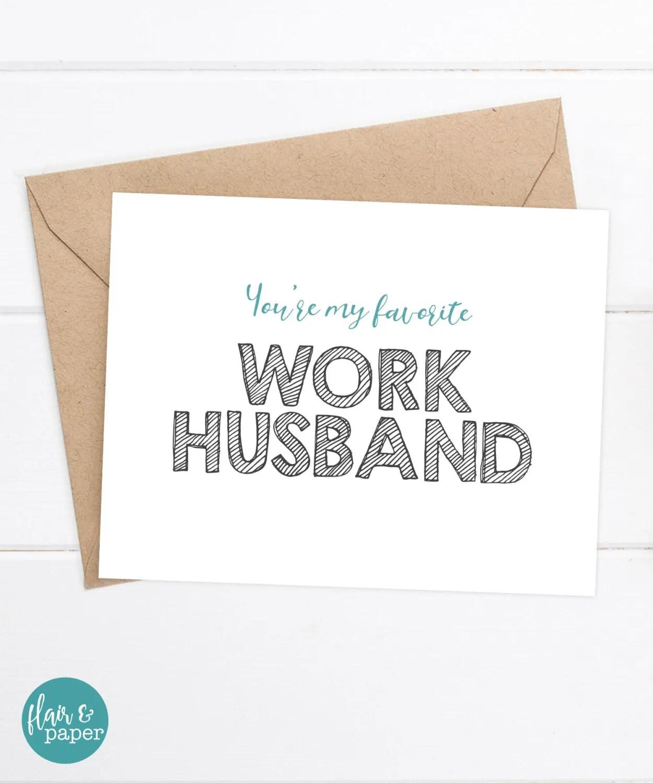 Funny Coworker Card Funny Birthday Card Snarky Birthday