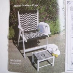 Macrame Lawn Chair Marcel Breuer Australia Pattern Book Patterns For